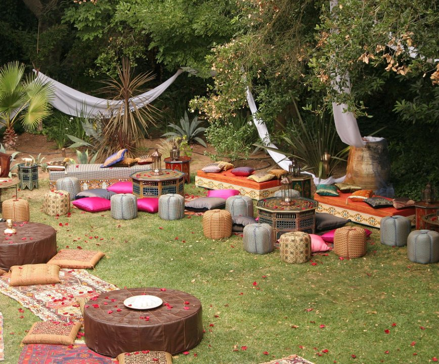 Bohemian Themed Event